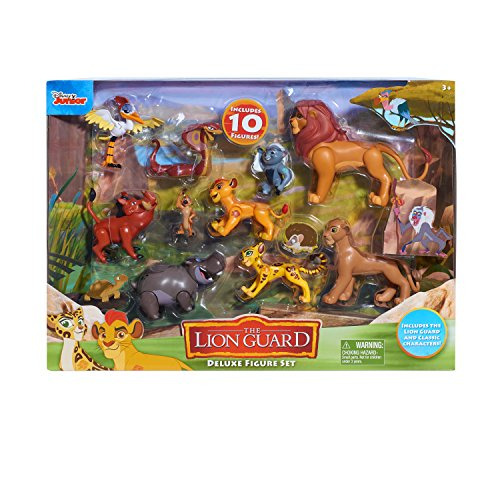 Just Play Lion Guard Deluxe Figure $27.67