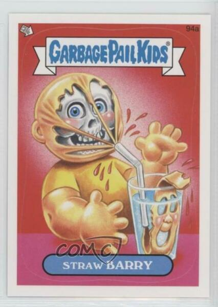 2013 Topps Garbage Pail Kids Brand-New Series 2 #94a Straw Barry Card 2f4