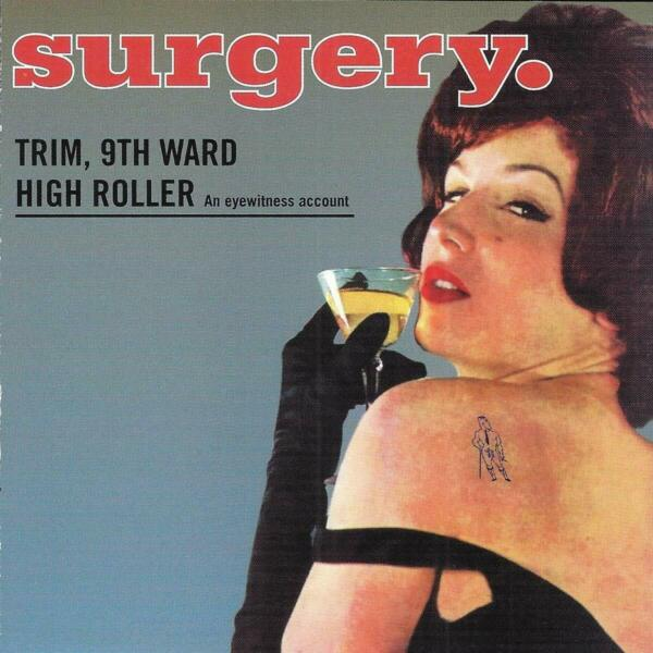 SURGERY - TRIM 9TH WARD HIGH ROLLER   CD NEW+