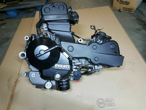 2013 2014 2015 13 14 15 Ducati Hypermotard 821 Engine Motor Assembly 1700 MILES
