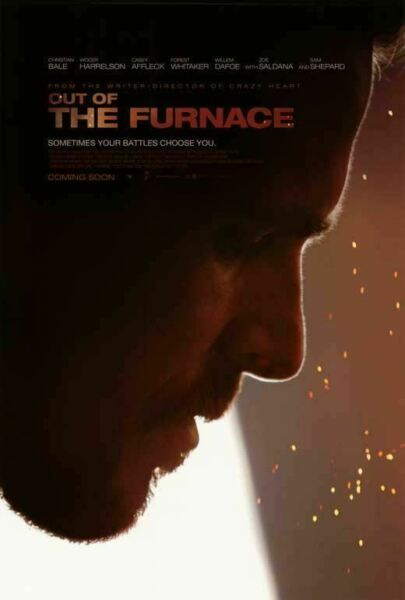Out of the Furnace 11x17 Movie Poster 2013 $9.98
