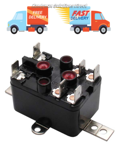 York Luxaire Coleman 24v Furnace Blower Relay 3110 3301 S1 3310 3301 3310 330 $14.99