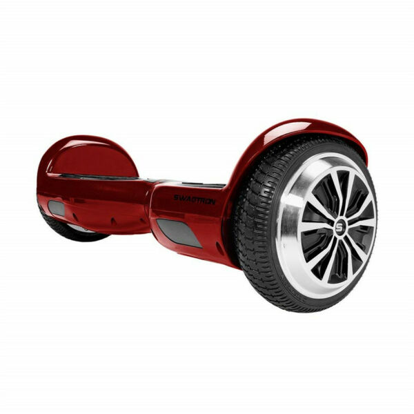 Swagtron T1 UL2272 Motorized Self Balancing Electric Scooter UL Charger battery