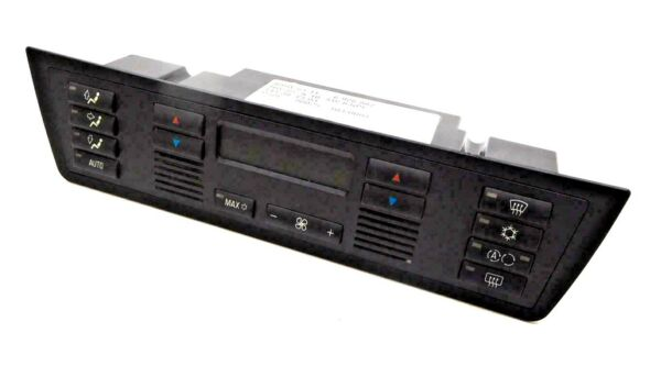 2001 2003 BMW X5 HEATER A C AIR CONDITIONING TEMPERATURE CLIMATE CONTROL PANEL $183.90