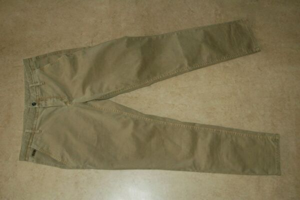 ICEBERG ICE jeans 48 W32 L30 32 30 GILMAR made in Italy chinos pants stretch $95.00