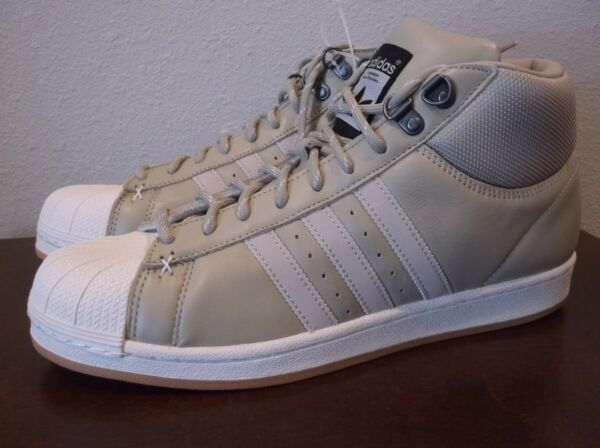 Adidas Pro Model Originals Sneakers Size Men's 9 new Free Shipping