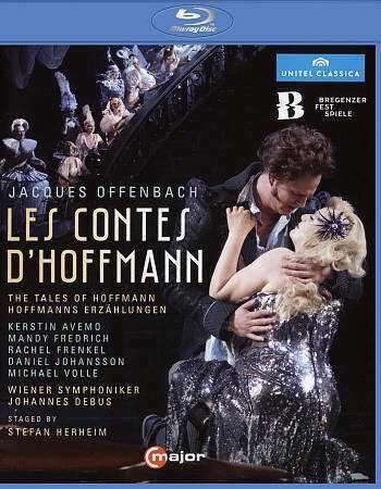 Offenbach: Les Contes D'Hoffmann [Blu-ray] New DVDs
