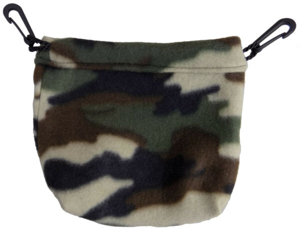 Sleeping Pouch Camo for Sugar Gliders and small pets