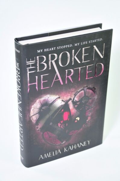 The Brokenhearted by Amelia Kahaney 2013 Hardcover First Edition 1st1st