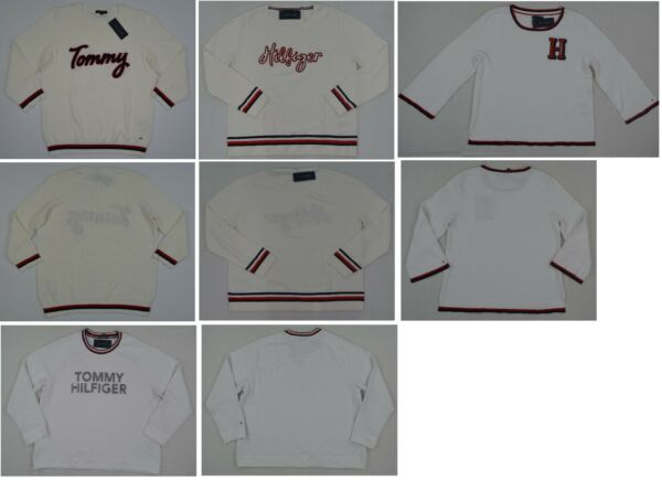 NWT Tommy Hilfiger Women#x27;s Long Sleeve Pullover Sweater $30.00