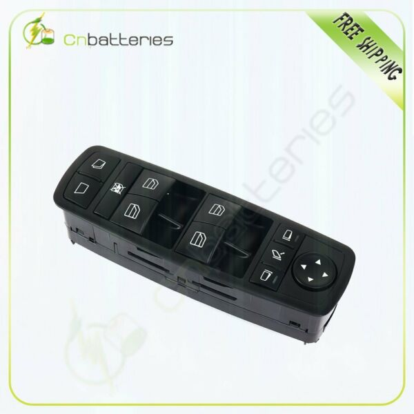 New Window Switch fits 2007 2008 2009-2012 MERCEDES-BENZ GL450 Front Driver Side