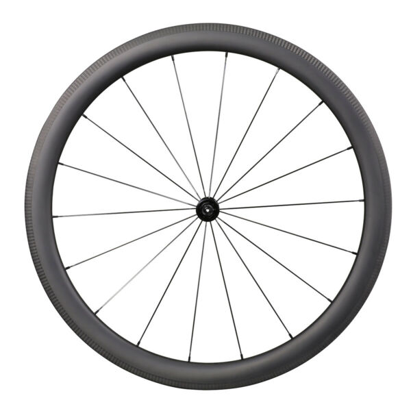 ICAN AERO 4550 Carbon Road Bike Wheelset Front 45 Rear 50 1359g Sapim Spoke