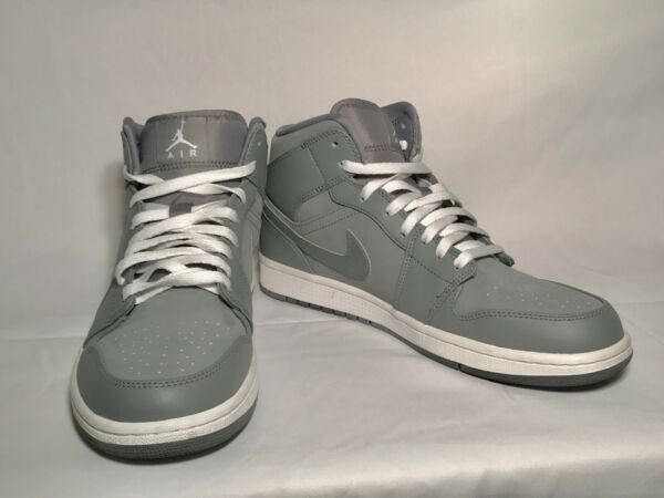Nike Air Force One Size 11 Men's Basketball Shoes Grey *NEW NEVER WORN*