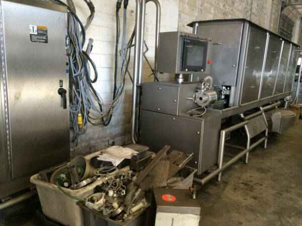 LN Townsend Kontura Extrusion Line Extruded Sausage Maker New Spare Parts& Dies