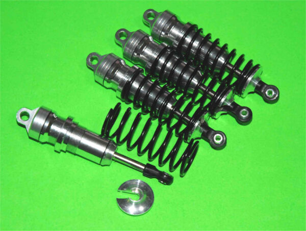 Big Bore Aluminum Shock W 4mm shaft for Kyosho inferno GT2 Silv !!!