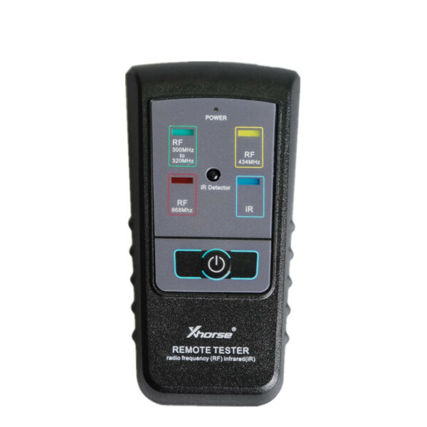 Car Remote Tester for Radio Frequency Infrared Radio Remote Tester 300Mhz-320hz