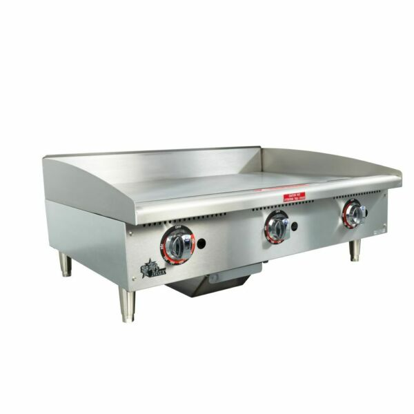 Star 636TF Griddles New