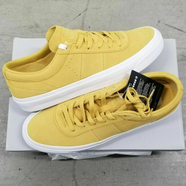 Converse One Star CC Pro Ox Low Top Yellow Desert Marigold
