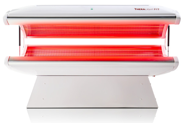 TheraLight FIT LED Light Pod - Whole Body Red Light Therapy Bed