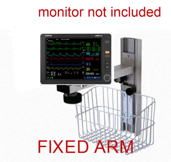 WALL MOUNT FOR MINDRAY UMEC PATIENT MONITOR  3 FREEDOMS    NEW