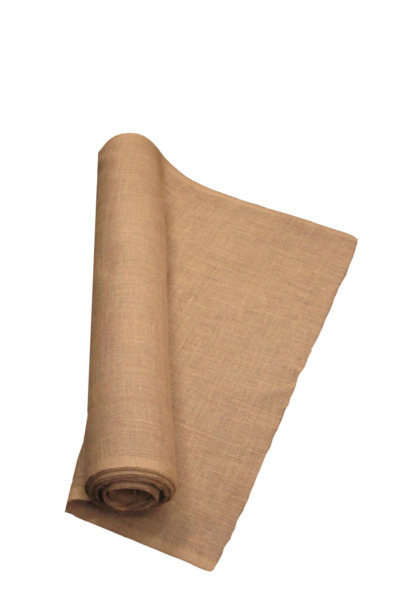 LA Linen 40-Inch Wide  Natural Burlap  20 Yard Roll