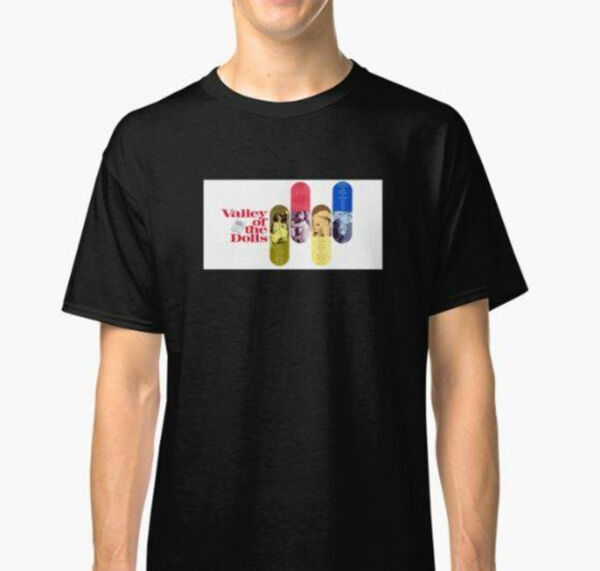 Valley of the Dolls T-shirt -All Sizes *High Quality*