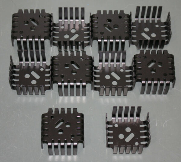 10 Aavid Thermalloy TO 3 Heat Sink 552507B00000G Transistor Thermal Management $14.95