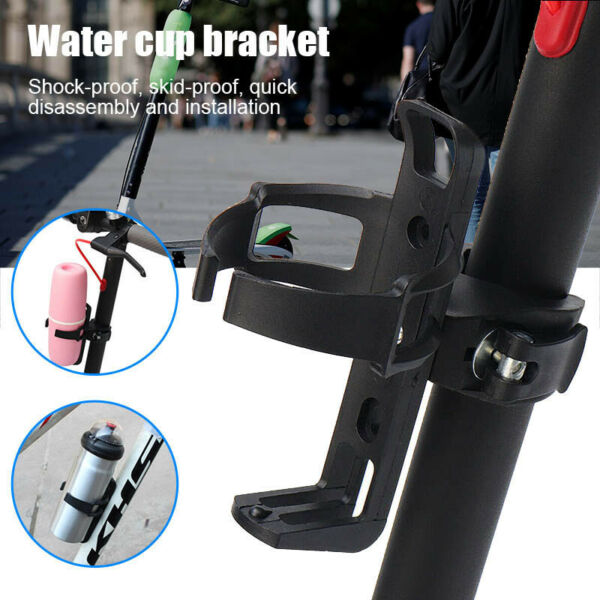 Electric Scooter Water Bottle Cup Holder Stand For Xiaomi Mijia M365 Accessories