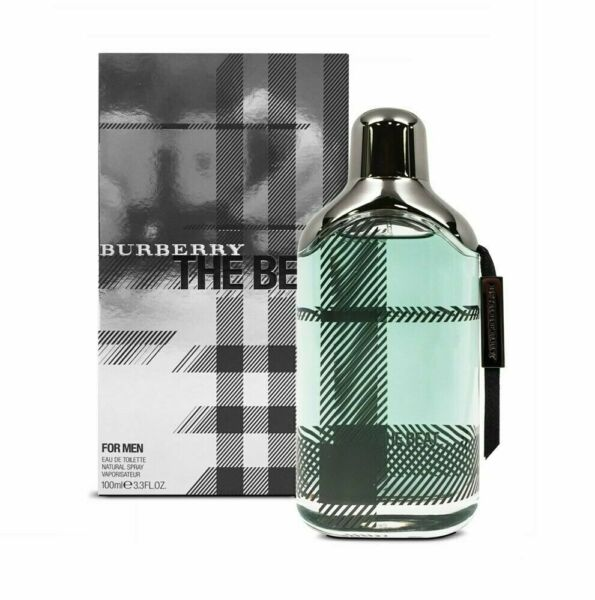 THE BEAT by Burberry for Men 3.3 oz edt Spray Men#x27;s Cologne 100 ml NEW 3.4 NIB $34.99