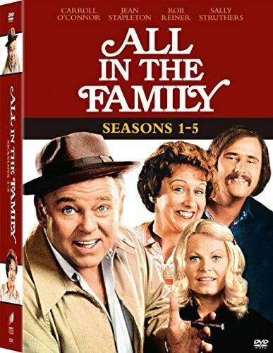 All In The Family Complete Series (Dvd)