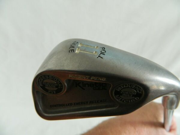 Kinetic CER Frequency Matched Custom Built Roll Sole 11 RH Golf Club