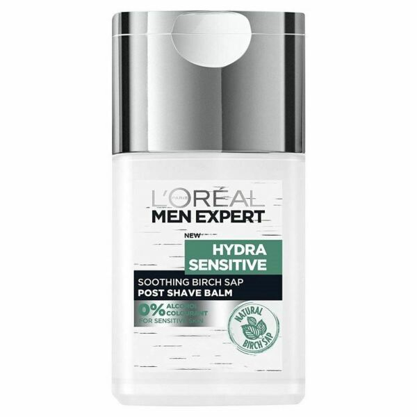 L'Oreal Men Expert Hydra Sensitive Post Shave Balm - 125ml