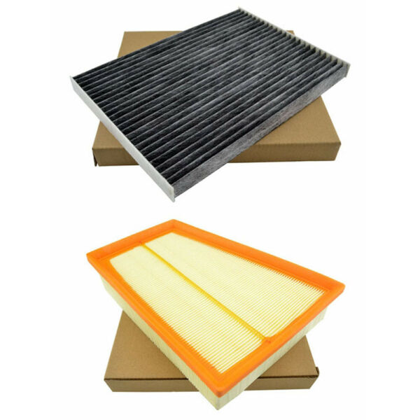 Combo Set Engine & Cabin Air Filter for 2007-2012 Nissan Sentra 2.0L 4Cyl