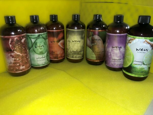 On Sale: Wen 16oz or 12oz Cleansing Conditioner by Chaz Dean Factory Sealed