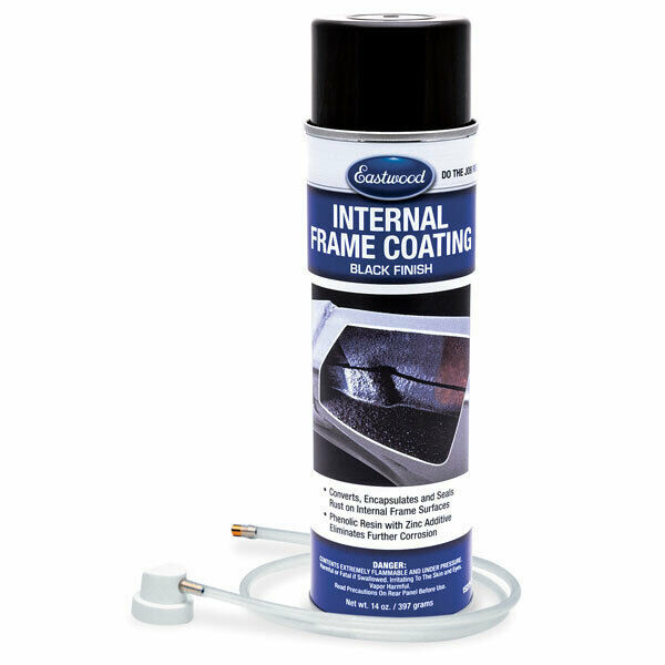 Eastwood Internal Chassis Frame Black Coating 14 oz with Spray Nozzle