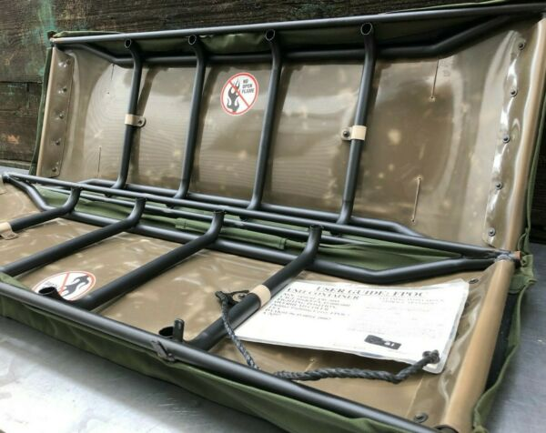 FIGHTING POSITION OVERHEAD COVER FOXHOLE DEER DUCK BLIND PAINTBALL New old stock