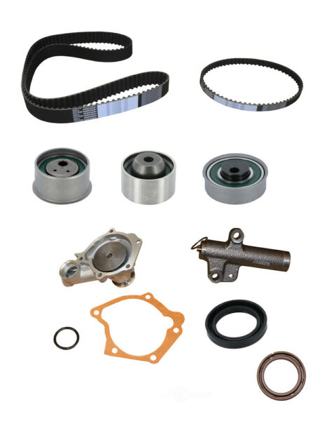 Engine Timing Belt Kit with Water Pump-Turbo CRP fits 95-96 Eclipse 2.0L-L4