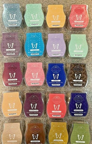 SCENTSY BARS~Wax melts~you pick scent~***Free shipping*** :)