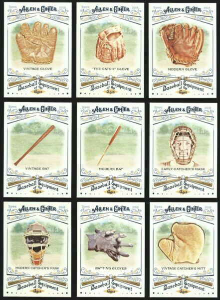 2018 Topps Allen & Ginter Assorted Inserts....U Pick From List... FREE SHIPPING