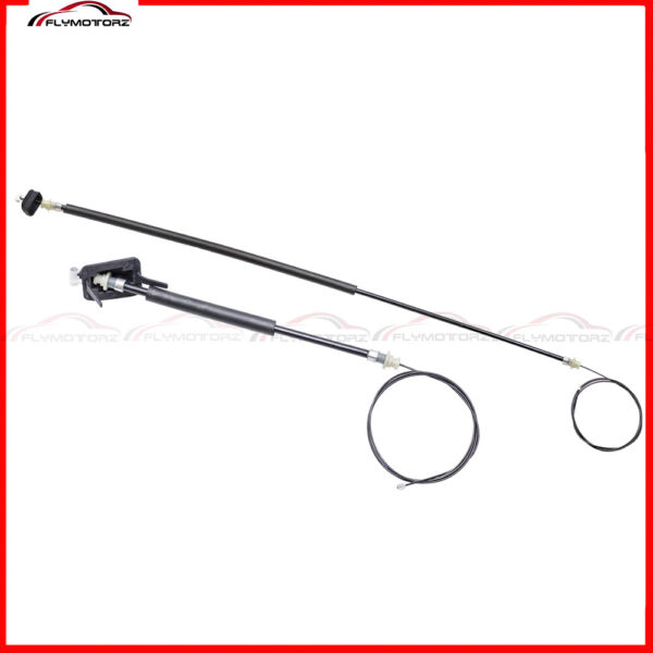 Rear Driver Side LH Power Sliding Door Cable Kit Assembly 2011-16 Honda Odyssey