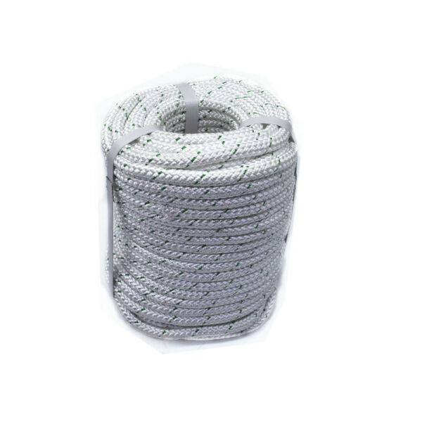 NEW 100FT Double Braid Polyester Rope 38 4800Lbs BREAKING STRENGTH US