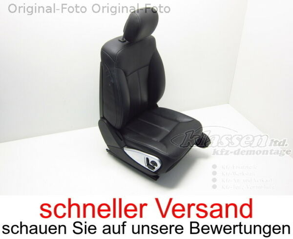 seat front Right Mercedes GL-CLASS X164 09.06- 100129 km