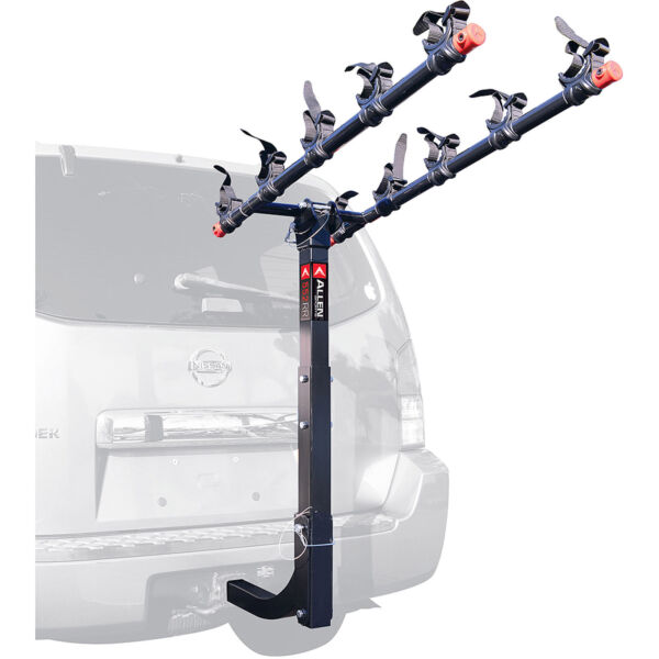 Allen Sports Deluxe 5 Bicycle Hitch Mounted Bike Rack 552RR $127.27