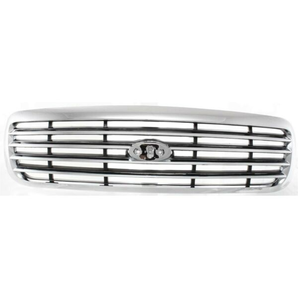 New Grille Grill for Ford Crown Victoria 1998 2011 FO1200346 6W7Z8200BA