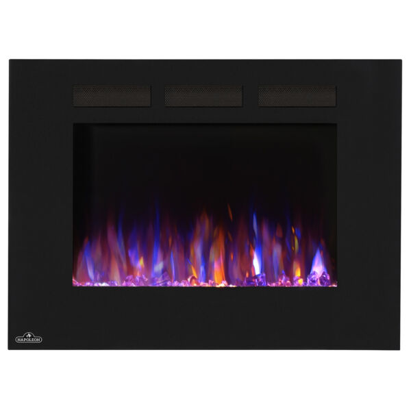 Napoleon Allure 32-Inch 5000 BTU Wall Hanging Electric Fireplace (Open Box)