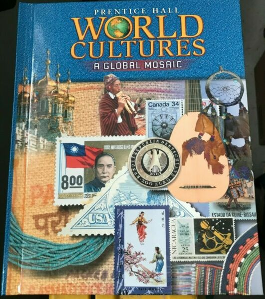 World Cultures A Global Mosaic 5th Edition Hardcover