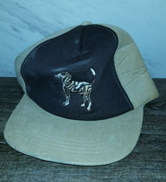 Winchester Hat VTG Mens X Large Cap Hunting Dog Foam Top Padded Outdoors Adult $15.99