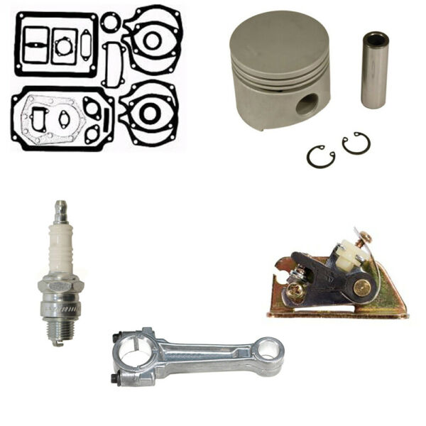 New Rebuild kit for Kohler K241 10hp w free tune up also M10