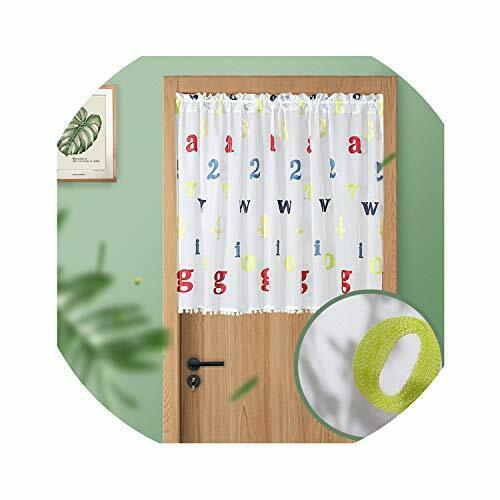 Goodwill Fashionable American Coffee Curtain With Tassel Short Window Curtains