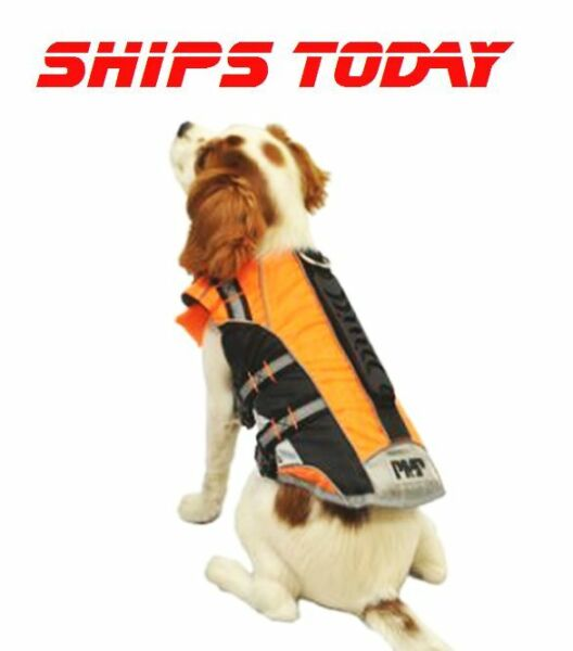 Silver Paw PMP Small Dog Safety Life Jacket XS Reflective w Handle amp; Clip K9 $9.99
